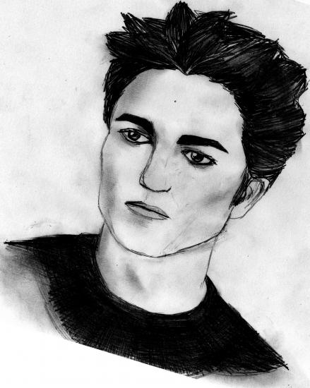 Robert Pattinson by elysabeth-x